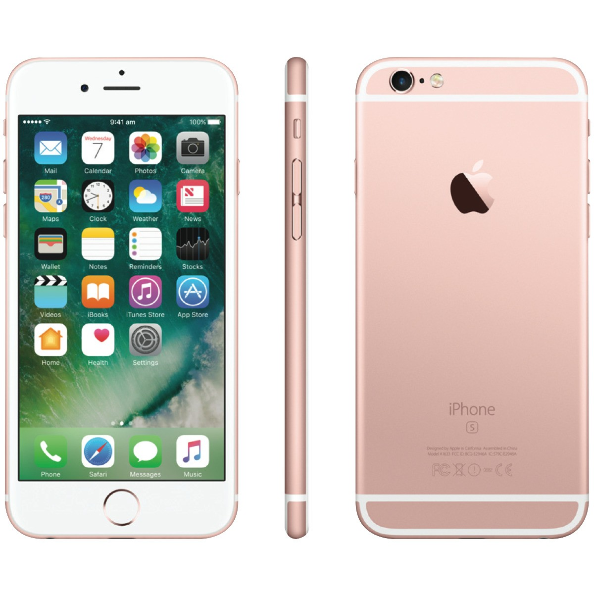 9e6989229 Apple Iphone 6s 128GB Rose Gold EU - Fastcell